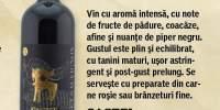 Castel Bolovanu Vinarte rosu, sec