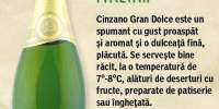 Vin spumant Cinzano Gran Dolce