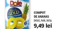 Compot de ananas Dole