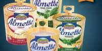 Crema de branza Almette