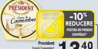 Crema Cambert President