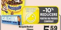 Nesquik/ Nestle/ Fitness cereale