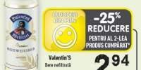 Bere nefiltrata Valentin's
