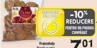 Franzeluta biscuiti cu nuca