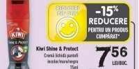 Crema lichida pantofi Kiwi Shine & Protect