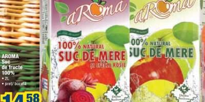 Suc de fructe Aroma