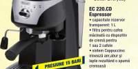 EC 220.CD Espressor DeLonghi