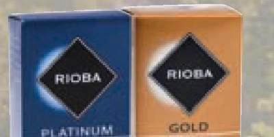Cafea pads Gold/ Platinum Rioba