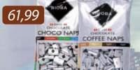 Minitablete ciocolata/ cafea Rioba