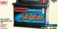 Full Option acumulator auto