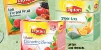 Lipton ceai piramide