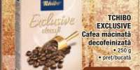 Cafea macinata decofeinizata Tchibo Exclusive