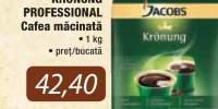 Cafea macinata Jacobs Kronung Professional