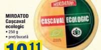 Cascaval ecologic Mirdatod