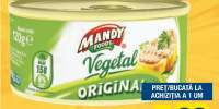 Mandy vegetal