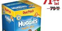 Huggies Super Dry 3 Dup Pack