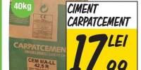 Ciment Carpatcement CEM II 42.5R