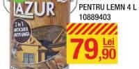 Grund Acrilic Incolor pentru lemn 4 litri