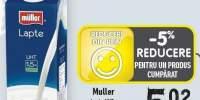 Muller Lapte UHT 1.5 % grasime 1 L
