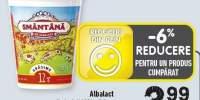 Albalact smantana 12% grasime