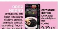 Orez negru/rosu Imperial Krina
