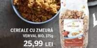 Cereale cu zmeura Verival Bio