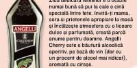 Lichior de cirese Angelli