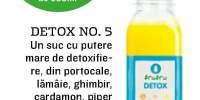 Detox no. 5 Frufru