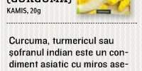 Turmeric ( Curcuma) Kamis