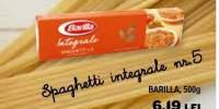 Spaghetii integrale nr. 5