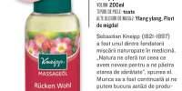 Uleiuri de masaj Kneipp