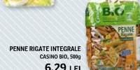 Penne Rigate Integrale Casino Bio