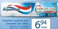 Aquafresh pasta de dinti Complete Care