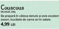 Couscous Delhaize