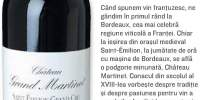 Chateau Martinet grand cru