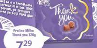 Praline Milka Thank You