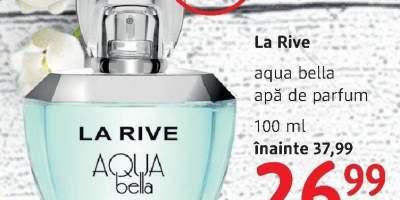 Apa de parfum La Rive Aqua Bella