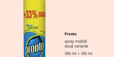 Spray mobila Pronto