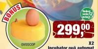 X2 Incubator oua automat