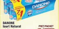Iaurt Natural Danone