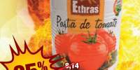 Pasta de tomate Ethras