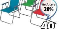 Skovbakken scaun de picnic
