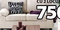 Gedser canapea cu doua locuri