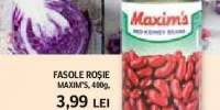 Fasole rosie Maxim's