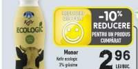 Kefir ecologic Monor