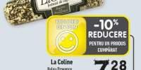 Rulou Provence branza de capra La Coline
