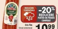 Carnati semiafumati Cris-Tim