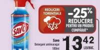 Savo detergent antimucegai