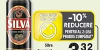 Silva bere neagra doza 0,5 litri