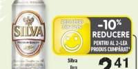 Silva bere 0.5 litr